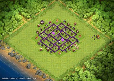 layout th7 farming th7 new farming base 2015 th7 farming base by moonlord98