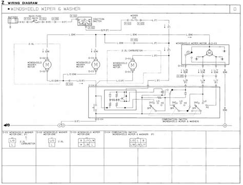 b2600 mazda wiring diagram 1991 mazda b2600i wiring diagram windshield wiper motor b2600i