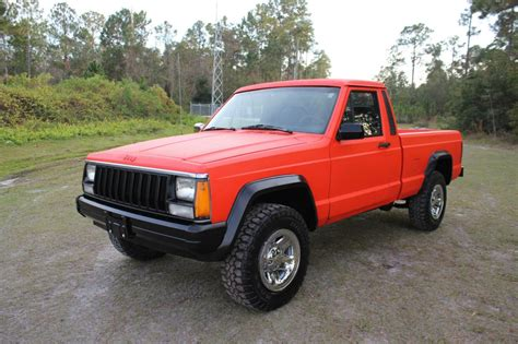 jeep truck for sale 1987 jeep comanche chief amc for sale