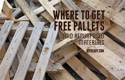 where do you find reclaimed wood how to find free pallets for diy projects diy projects