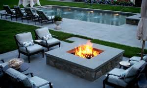 Images Of Backyard Pools Outdoor Fireplace Patio Fireplace Gallery Odd Job