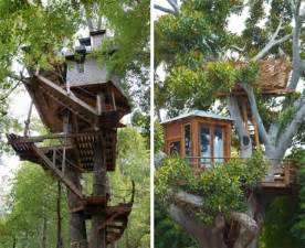 Tree Homes cool tree houses to build images amp pictures becuo