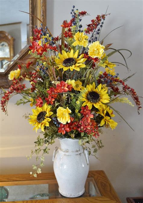 Home Decor Flower by Home Decor Silk Floral Arrangement Floral Decor Tropical