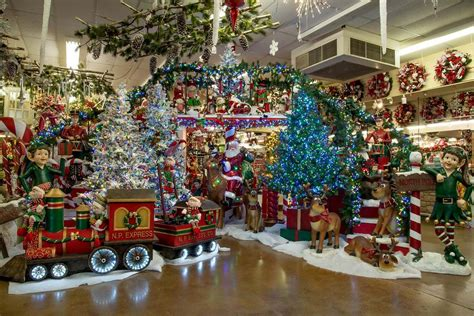 stores that sell christmas trees decorators warehouse largest store