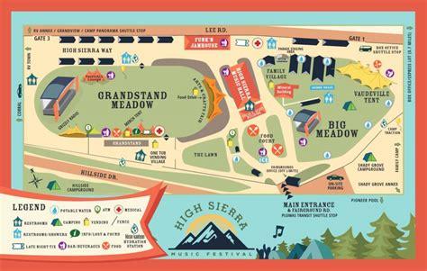 festival directions festival map high festival