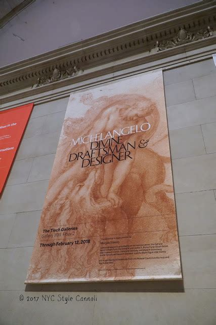 michelangelo draftsman and designer books nyc style and a cannoli michelangelo