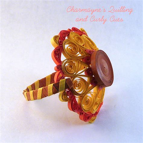 quilling egg tutorial charmayne s quilling and curly cues easter projects