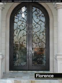 metal door designs wrought iron entry doors monaco doors