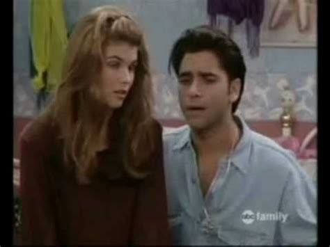 forever full house jesse sings forever to rebecca full house doovi