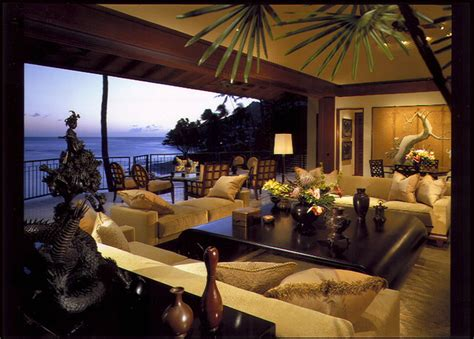 what is a lanai room living room lanai tropical living room hawaii by dizier design