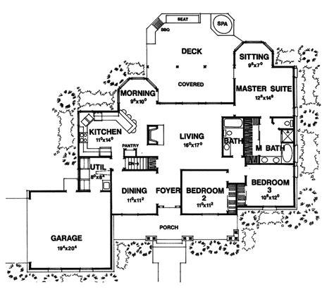 Cape Style Floor Plans by Cape Cod Floor Plans