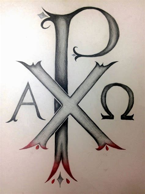 qi tattoo pictures tattoo 1 chi rho the oldest known christogram in