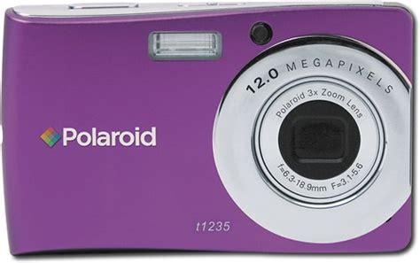 polaroid best buy polaroid 12 0 megapixel digital t1235 best buy