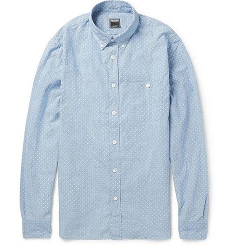 Almost Casual Formal Longwing top five printed menswear shirts for fall and winter 2013