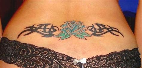 hot female lower back tattoos 30 sexy lower back tattoos for girls