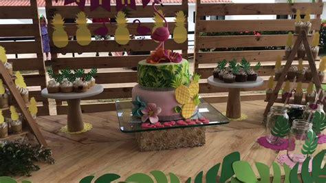 decoracion tropicalparty fiesta tropical decoracion