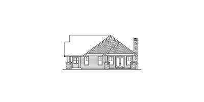 sprawling angled ranch house plan 72841da