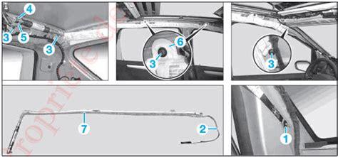 Airbag Rideaux by Revue Technique Automobile Mercedes Classe B