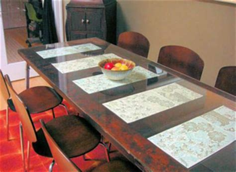 Turn Dining Room Table Into Desk Diy Door To Dining Room Table Conversion