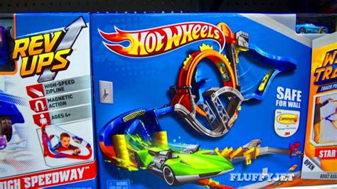 Hot Wheels Toy Store Sneak Peek: Super 6 Lane raceway