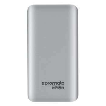 Power Bank Zenith promate offers some electrifying powerbank and charging tips