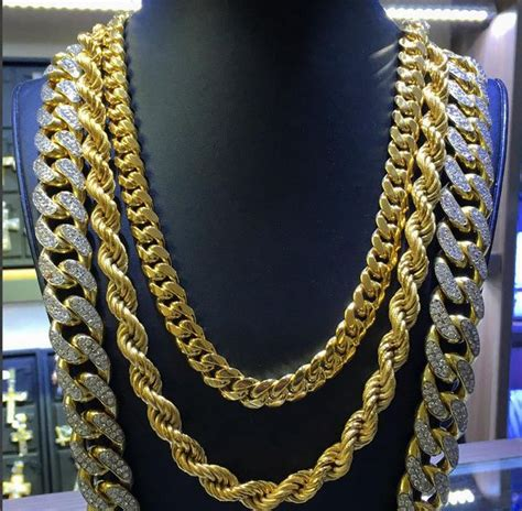 Mixed Chain Kalung the 25 best gold chains ideas on ysl heels