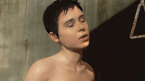 bathroom naked video report sony cracking down on beyond two souls nude leak