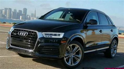 Audi Q3 Youtube by New Audi Q3 2018 Exterior And Interior Youtube