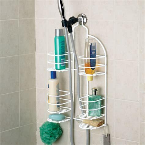 Bathroom Shower Caddies Held Shower Caddy