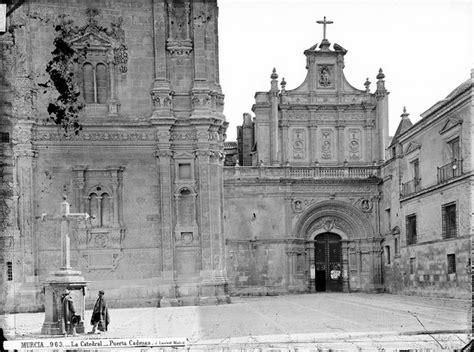 fotos antiguas murcia catedral de murcia plaza de las cadenas fotos antiguas