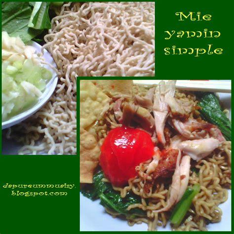 la cuisine de lia mie yamin simple