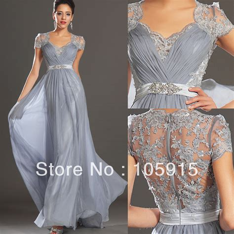 Silver Wedding Dresses Uk by Silver Grey Wedding Dresses Uk S Style