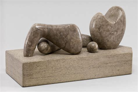 Reclining Figure by Four Composition Reclining Figure Henry Om