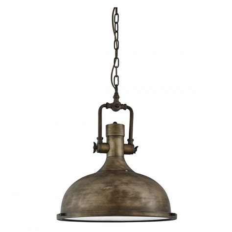 Industrial Light Pendant 1322bg Industrial Pendant Painted Antique