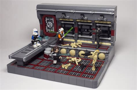 Wars Tiny Imperial Ships Micromacines lego wars hq