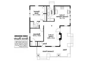 Craftsman Plans by Craftsman House Plans Pinewald 41 014 Associated Designs