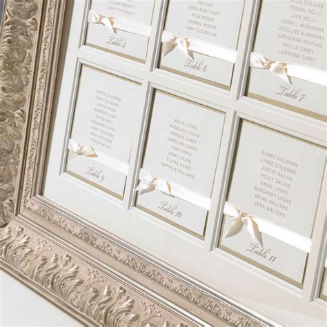 the 8 most unique seating chart ideas the 99 wedding seating chart ideas 21st bridal world