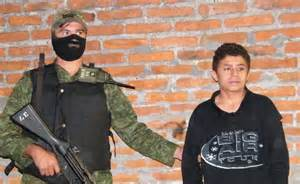 Bernie Sanders Three Houses teenage assassin who beheaded four men for mexican drug