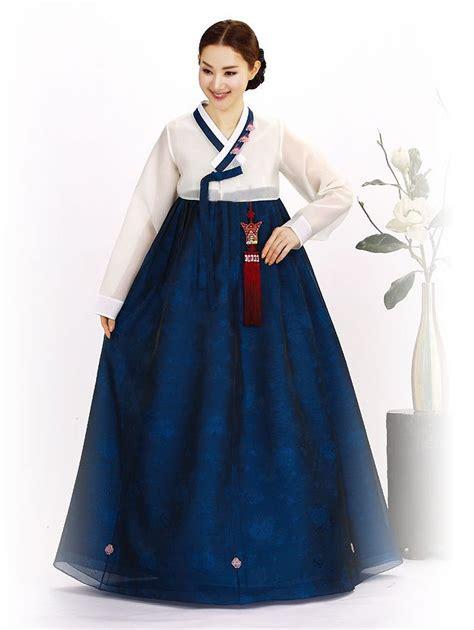 Diskon Fashion Wanita Reisha Dress Blue 1000 images about hanbok on korean south korea and korean hanbok