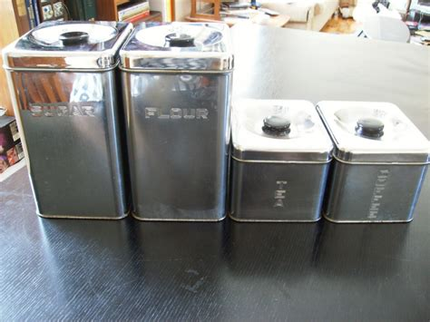 stainless steel canister sets kitchen stainless steel kitchen canisters
