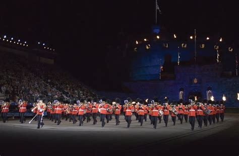 edinburgh tattoo audience numbers top 10 cruise itineraries that stay in port overnight