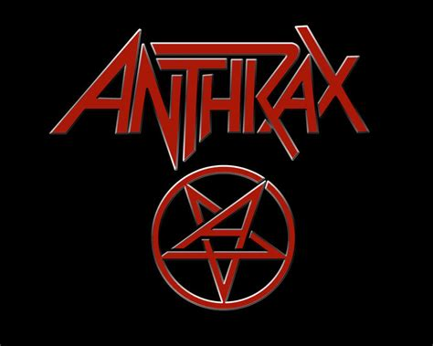 Anthrax Musik anthrax spreading the disease