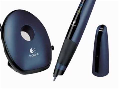 Digital Mouse Pen logitech io2 digital pen