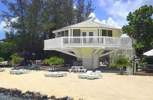 Stilt Home Plans Topsider Resort Pedestal Beach House Topsider Homes
