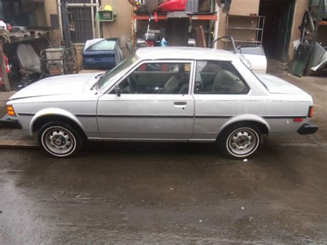 83 Toyota Corolla 83 Toyota Corolla Rear Wheel Drive Clean Title For Sale