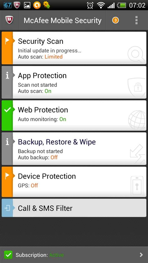 virus protection android best android security app