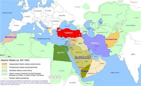 united states of islam map history geocrusader80