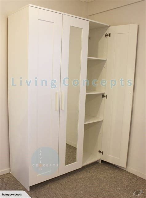 Wardrobe Free Standing by 25 Best Ideas About Brimnes On Le
