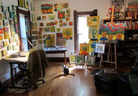 Artist Room by What To Do With An Room Youramazingplaces