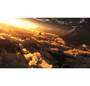 Digital Art Clouds Sunlight Wallpapers HD / Desktop And